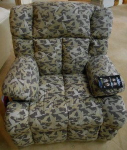 Duck Dynasty Recliner (light color)