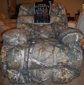 Duck Dynasty Recliner2